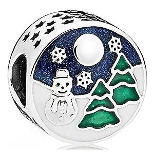 Pandora 796384ENMX Winterwunderland Charm