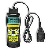 U581 KFZ CAN OBDII 2 Auto Scanner Code Reader Car Auto-Diagnosi Scan Tester