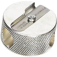 Staedtler Mars 510 25 C-Temperino doppio in metallo di magnesio, confezione da 20 pezzi, in scatola di cartone, colore: argento