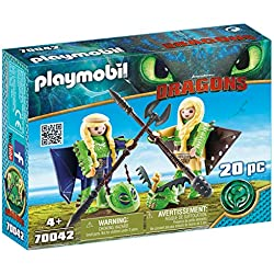 Playmobil 70042 - TESTABRUTA & TESTADITUFO