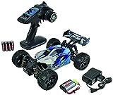 Carson 500404060 - 1:16 X16 Buggy Mini Warrior Brushless 100 % RTR, Fahrzeuge