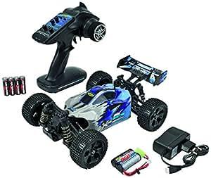 Carson 500404060–x16, échelle 1:16 mini buggy warrior 100 %  (véhicules brushless rTR