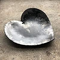 Iron Heart Ring Dish 6th Anniversary or Wedding Gift