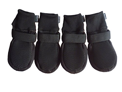 vibrant-fellow-paw-protector-dog-boots-breathable-protective-and-skid-proof-color-black-set-of-4-siz