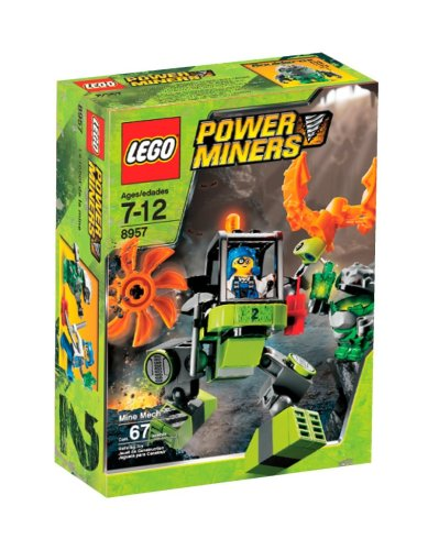 LEGO-Power-Miners-Mine-Mech-8957