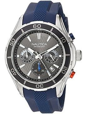 Nautica Herren-Armbanduhr NAD15518G