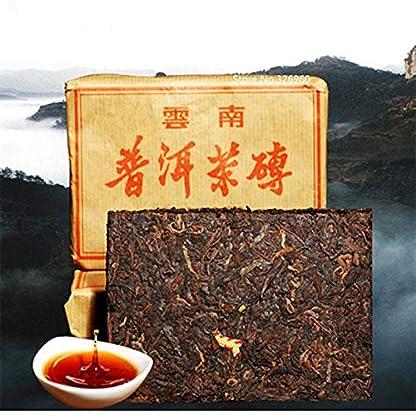 100g-022LB-Puer-Tea-Brick-Hergestellt-in-CN-Reifer-Pu-er-Tee-lterer-Puer-Tee-Ancestor-Antique-Schwarzer-Tee-Chinesischer-Tee-Reifer-Tee-Puerh-Tee-Pu-erh-Tee-Pu-erh-Tee-gekochter-Tee-Roter-Tee