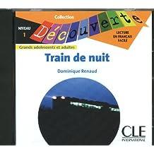 Train de nuit - Niveau 1 - Lecture Découverte - CD