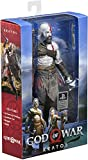 NECA- Figura Articulada God of War Kratos, (NECA49323)