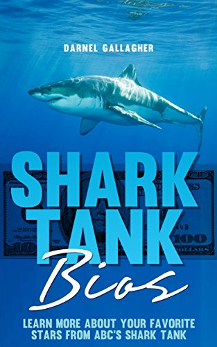 Shark Tank Bios (English Edition)