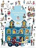 Wimmelbuch Weihnachten: ab 2 Jahre