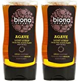(2er BUNDLE)| Biona - Org Agave Light Syrup -250g