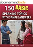 150 Basic Speaking Topics with Sample...