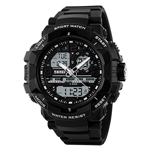 YaPeach Herzfrequenz Monitor, UP08 Bluetooth 4.0 Fitness Tracker OLED Touch Screen Smartwatch IPX7 Wasserdichte Sport Armband Pedometer Schlafmonitor Call Reminder für Android iOS Smartphone (Schwarz) -