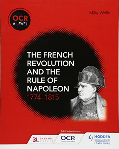 OCR A Level History: The French Revolution and the for sale  Delivered anywhere in UK