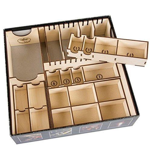 Broken Token Box Organizer for 7 Wonders by The Broken Token