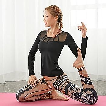 Jialele Yoga Pants Yoga Leggings Print Yoga Pants Yoga Pant_repair Height Pop Video Thin Stamp, The Tiger Series L 2