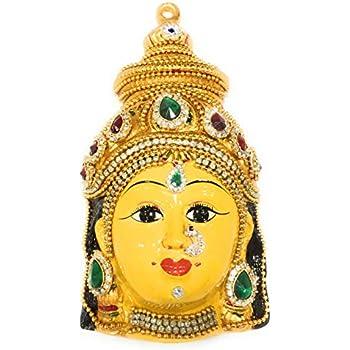 Buy Fashion205 Goddess Vara Lakshmi Vratam Face Set Idol