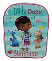 Doc McStuffins Children's Backpack, 5 Liters, Aqua