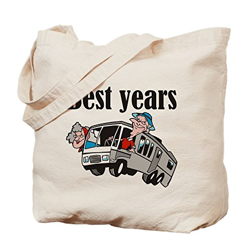 CafePress – Best Years – Naturleinen-Einkaufstasche