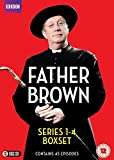 Father Brown Complete Series 1,2,3 & 4 (45 Episodes on 13 DVDs) (BBC) [2016]