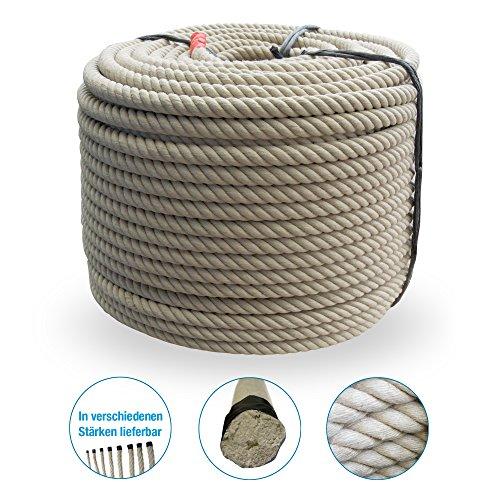 Grevinga®-Corda polipropilene-Corda fibra Spinning plastica effetto corda di canapa Corda Ø 34mm