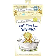 Bathtime for Biscuit Book and CD (My First I Can Read)