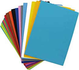 KABEER ART A3 Size EVA Foam Sheet 2mm Thick for Scrapbooking Pack of 10 sheets 297 x 420mm Sheets