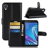 alsatek PU Leather Case for Asus ZenFone Live (L1) ZA550KL
