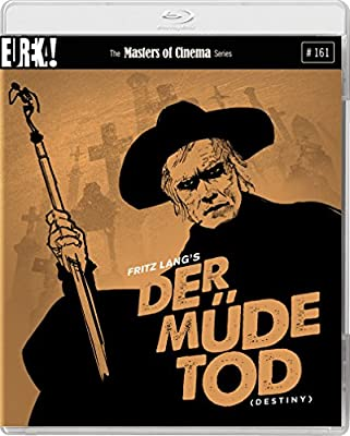 DER MÃœDE TOD (Destiny) [Masters of Cinema] Dual Format (Blu-ray & DVD) edition