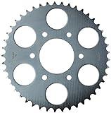 Sunstar 2-520545 45-Teeth 530 Chain Size Rear Steel Sprocket