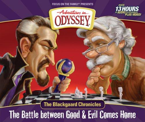 Preisvergleich Produktbild The Blackgaard Chronicles: The Battle Between Good & Evil Comes Home [With DVD] (Adventures in Odyssey)
