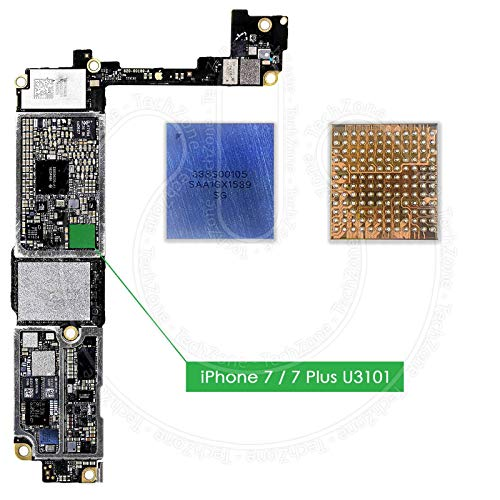 TechZone U3101 Main Audio IC 338S00105 BGA Chip for Apple iPhone 7 & iPhone 7 Plus Audio-chip
