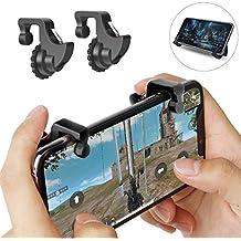 mStick PUBG Gaming Joystick for Mobile ● Trigger for Mobile Controller ● Fire Button Assist Tool (Black)