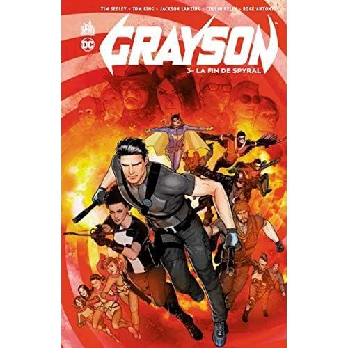 Grayson Tome 3