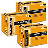 DURACELL Batterie Industrial Alkaline Mignon-AA 1,5V - 30 Stück