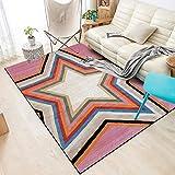 YSX-carpet Tapis, canapé Moelleux Table Basse Tapis Chambre Couverture de Chevet...