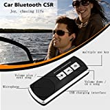 leshp auto auto Bluetooth vivavoce per tutti i telefoni cellulari dotati di Bluetooth