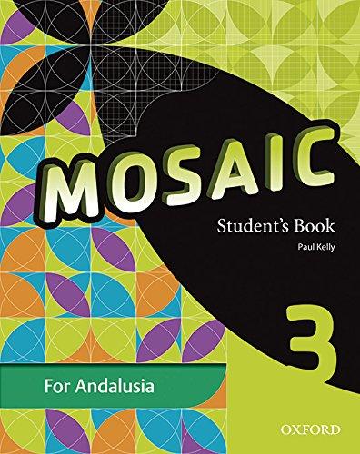 Mosaic 3. Student's Book Andalucía - 9780194810449