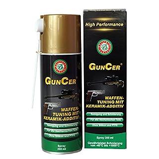 Ballistol Unisex's Gun Ceramic Oil-Multi-Colour, 200 ml