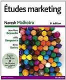Etudes marketing. 6e édition + logiciel SPSS version étudiante pour Windows de Malhotra. Naresh (2011) Broché