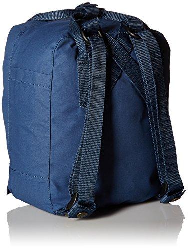 Fjällräven Alltagsrucksack Kånken Mini, Borsa tote donna Giallo Giallo caldo 29 cm royal blue
