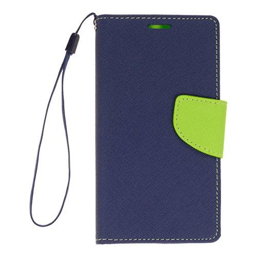 Stylisches Bookstyle Handytasche Flip Case Wallet für