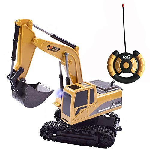 Full-featured Remote (LJSHU Boy and Girl Remote Control Excavator Fünf-Channel-Full-Kanal-Full-Featured Children ' S Play Equipment)