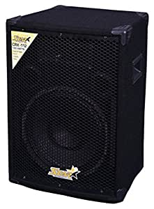Star Professional CRX -112 2-Way Full Range PA Speaker Systems