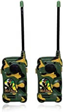 Shop & Shoppee Military Shade Army Walkie Talkie For Kids (Multicolor)