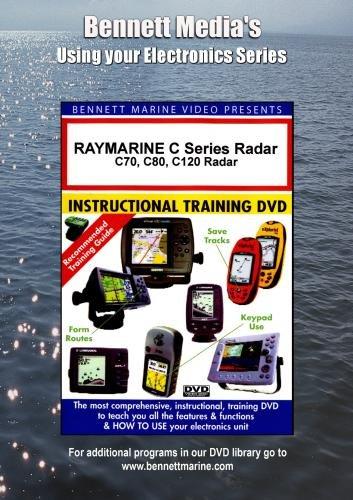 C80-serie (RAYMARINE C Series Radar: C70, C80, C120 Radar)