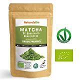 Japanese Organic Matcha Green Tea Powder [ Premium Grade ] 50 gr |