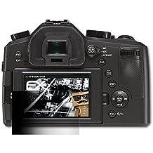 atFoliX Filtro de Privacidad para Leica V-Lux (Typ 114) Película de Privacidad - FX-Undercover 4 vías privacidad Lámina Protectora de Pantalla