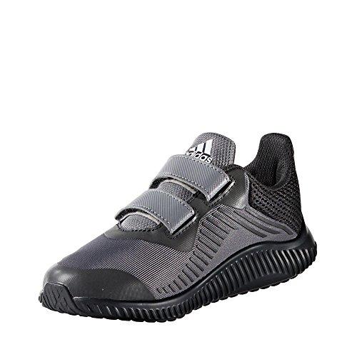 adidas Fortarun CF K, Chaussures Multisport Indoor Mixte enfant Grigio (Gris/Ftwbla/Griosc)